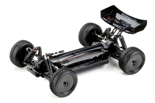 Automodel KIT 1:10 EP Buggy AB2.4KIT 4WD RC