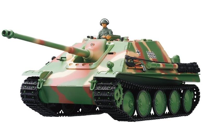 Tanc radiocomandat 1/16 RC Jagdpanther BB Airsoft Torro