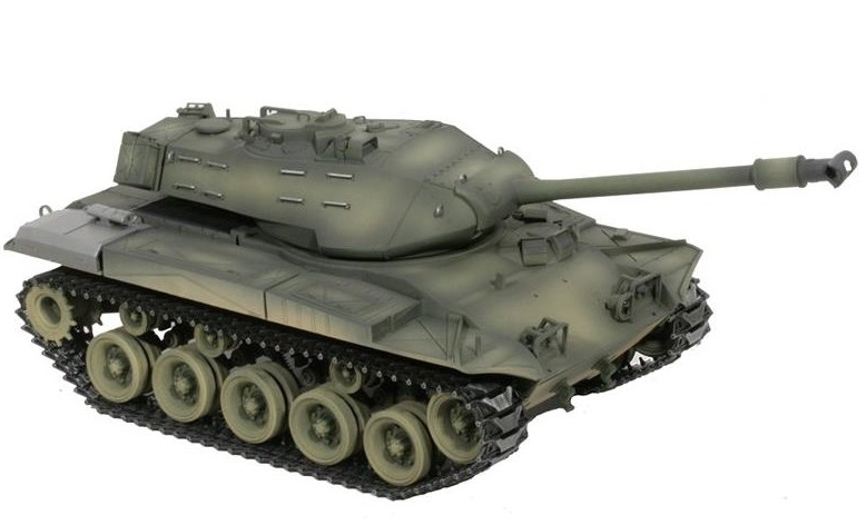 Tanc radiocomandat 1/16 RC M41 Walker Bulldog BB Airsoft Torro
