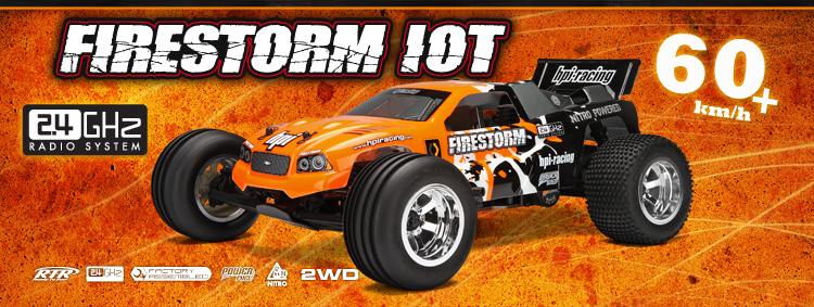 Hpi Firestorm