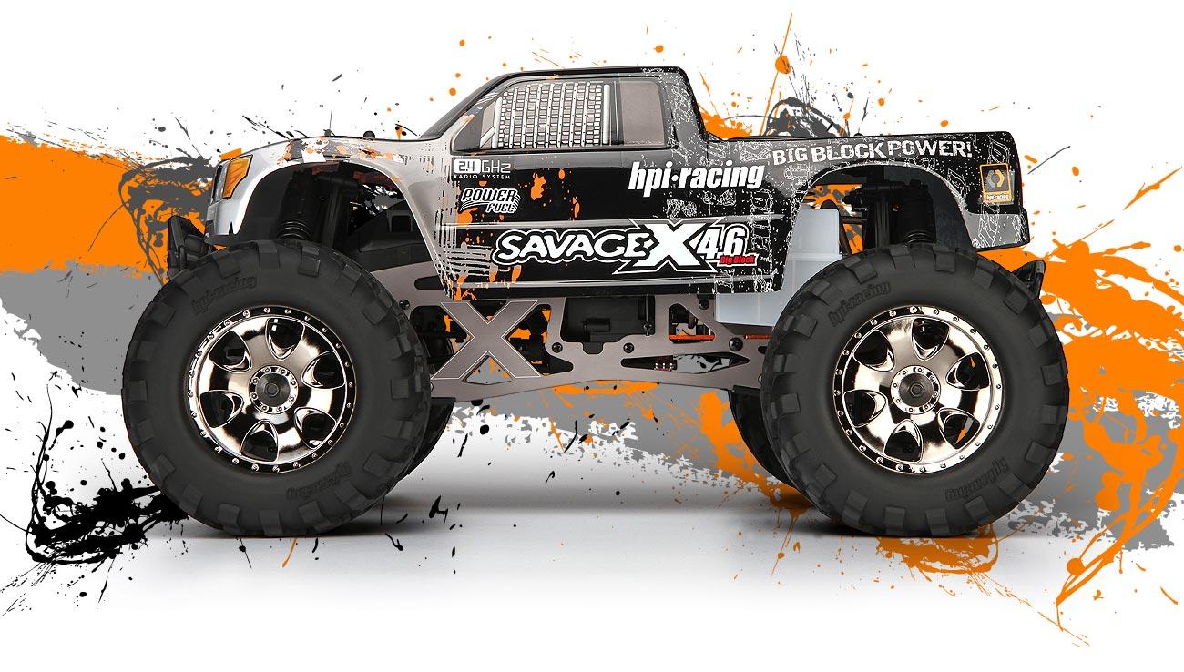 Hpi Savage X4.6 2014