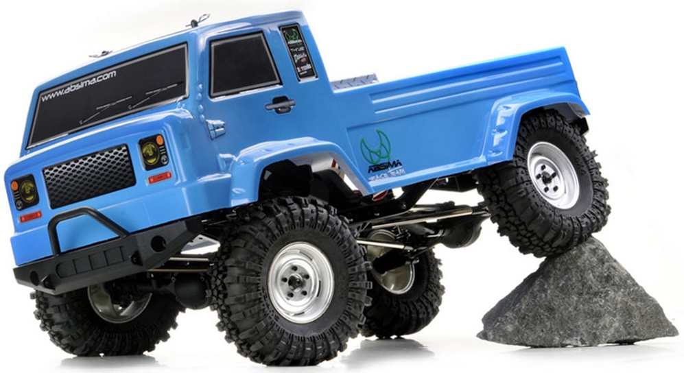 Automodel Absima Trail Truck Scale Crawler Cr2.4 Romania