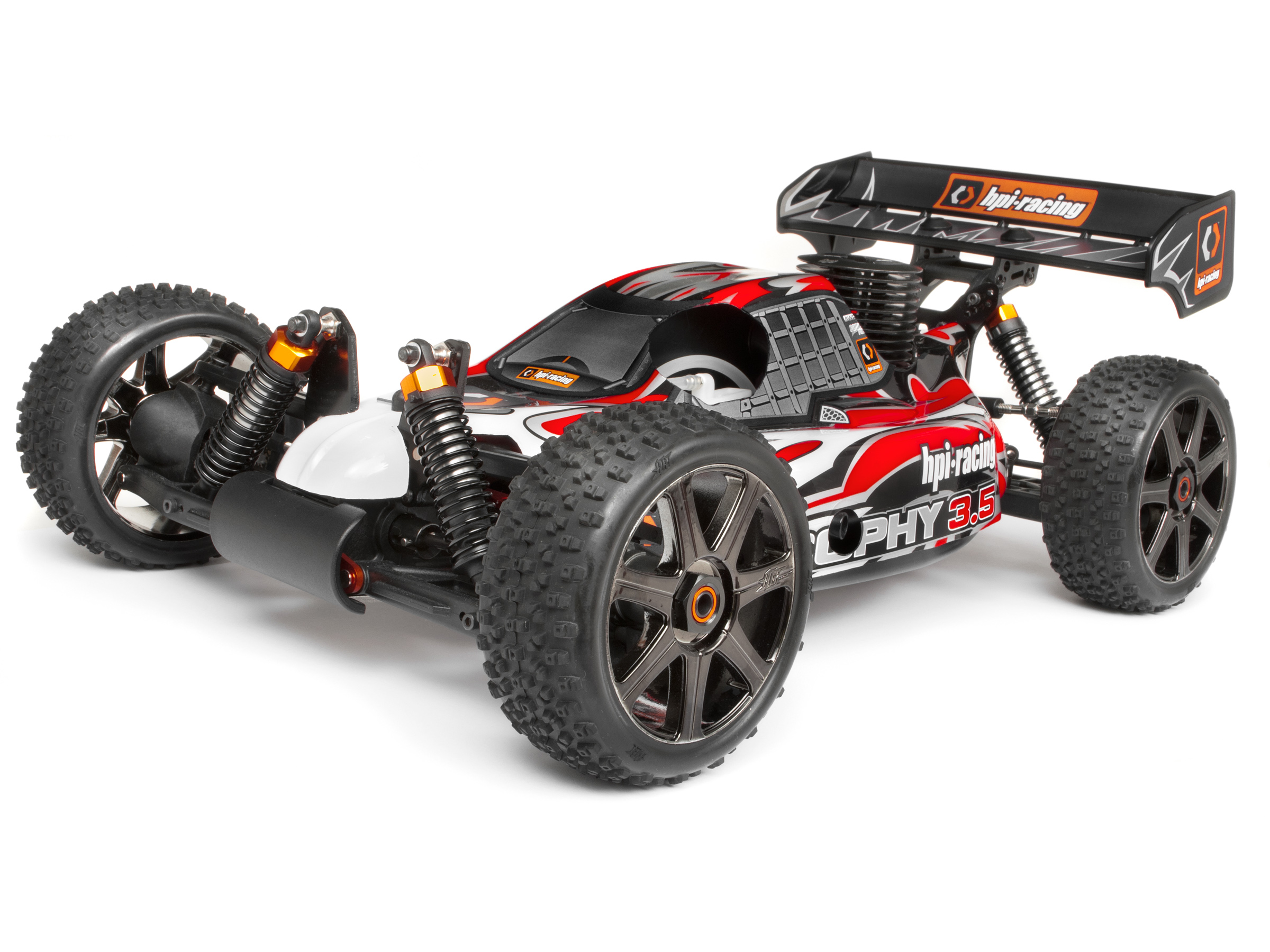 Hpi Trophy Buggy 3.5