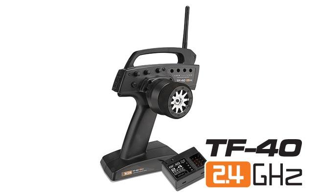 Radiocomanda HPI TF-40