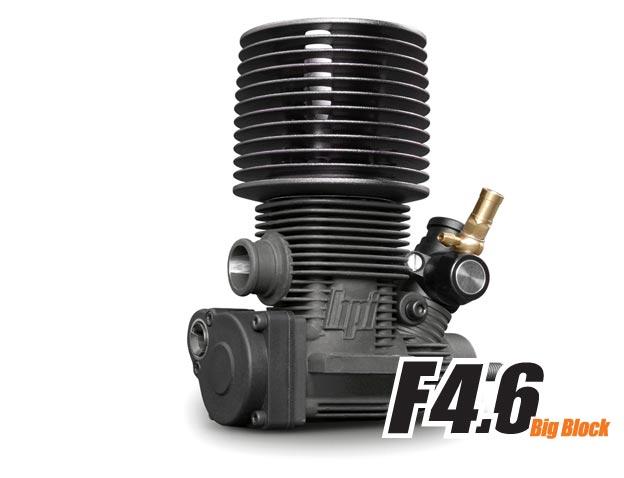 Motor Nitro HPI BIG BLOCK F4.6