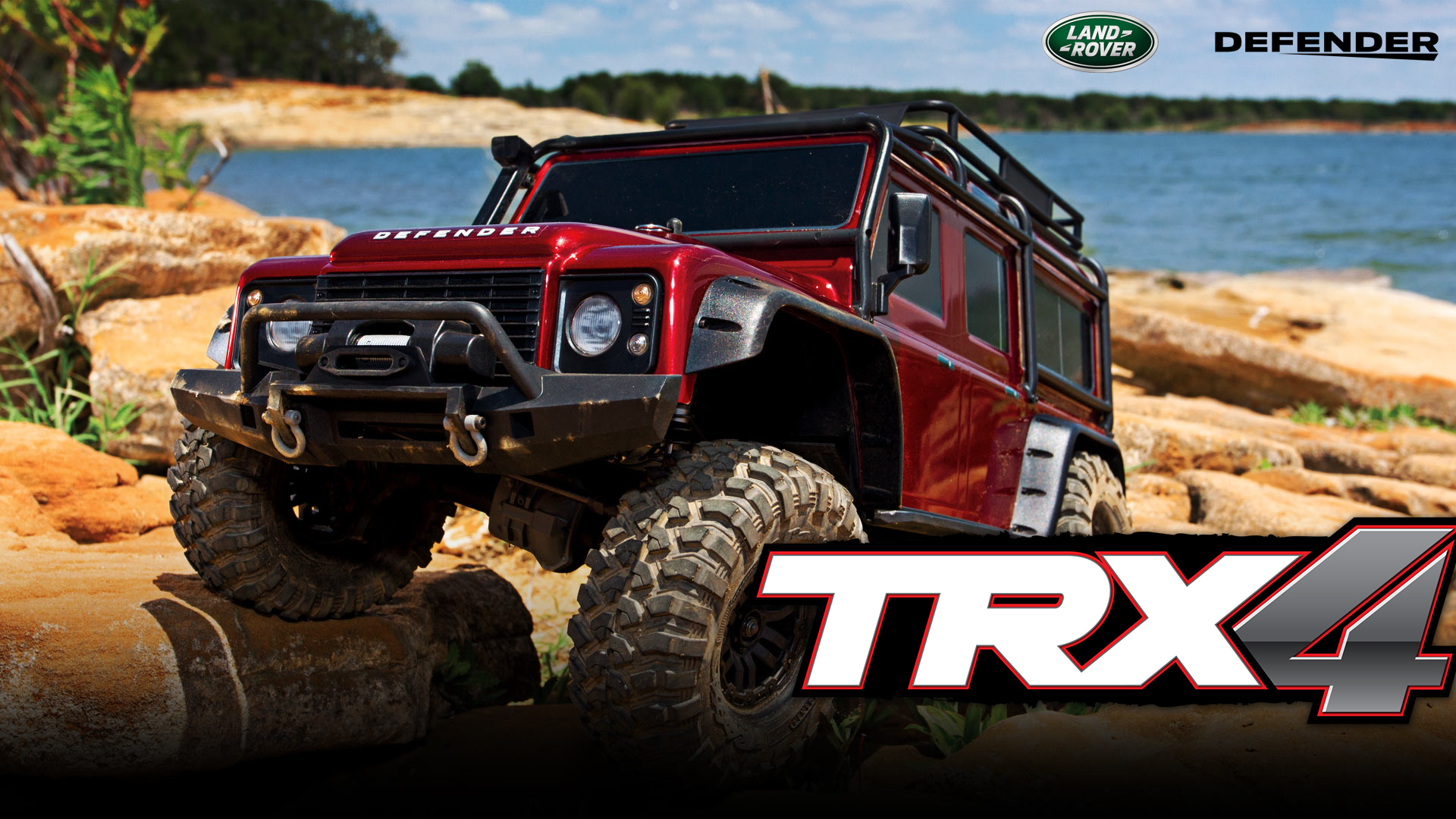 Automodel RC TRAXXAS TRX-4 TRX4 Romania