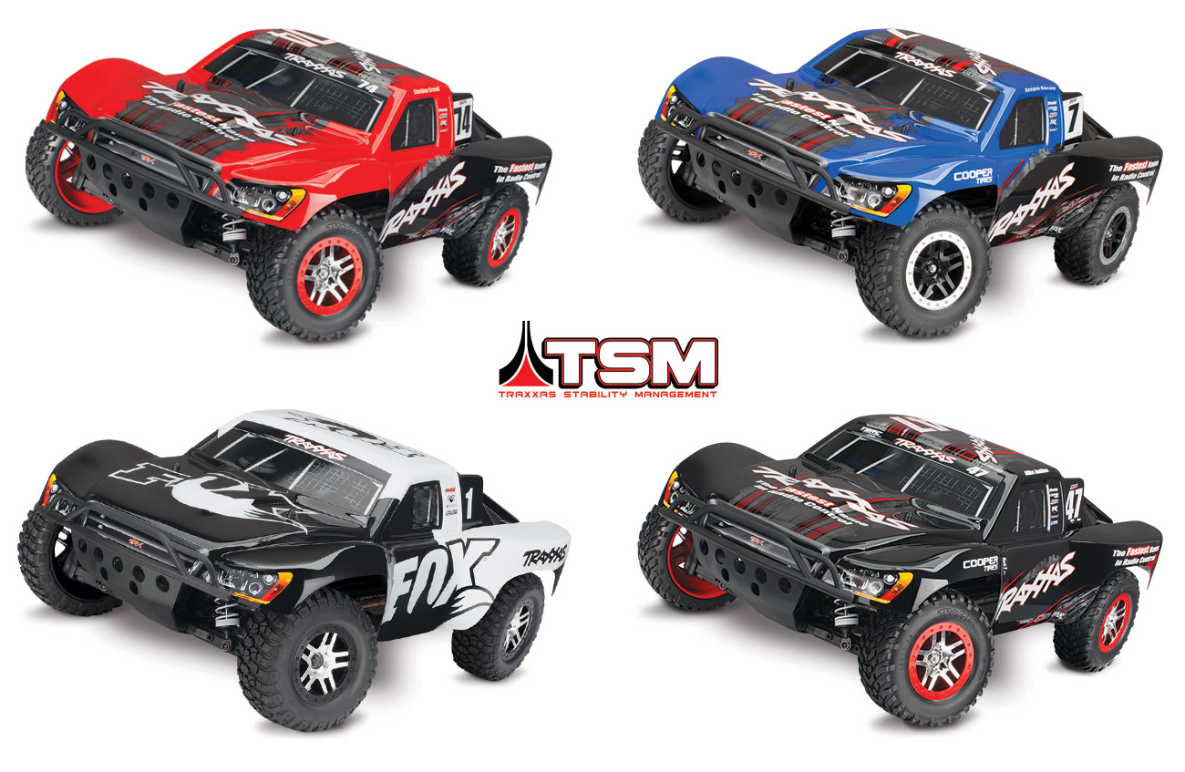 Automodel Traxxas Slash 4wd