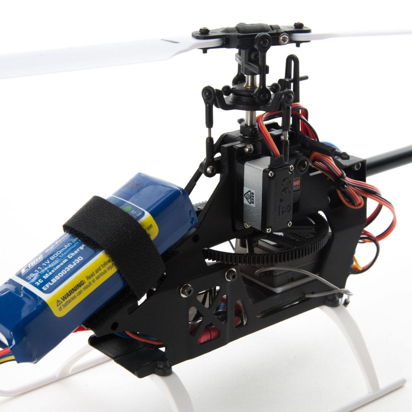 Elicopter RC Blade 200 S RTF cu Tehnologie SAFE