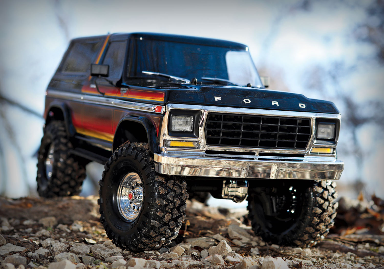 Automodel RC TRAXXAS TRX-4 Ford Bronco Romania