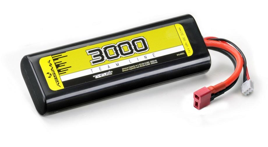 Acumulator Absima LiPo 300mAh 7.4V