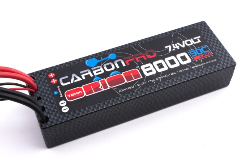 Carbon Pro 80000mAh 90C 7.4V (Deans plug)
