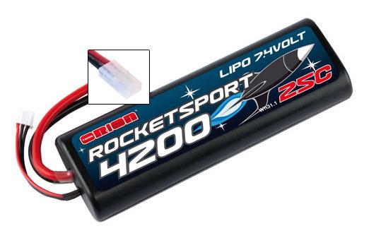 Rocket Sport 4200 LiPo 7,4V (Tamiya)