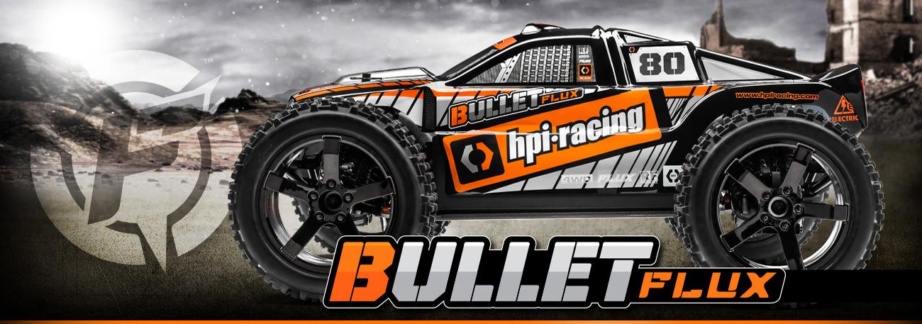 Autromodel Hpi Bullet ST Flux 2016