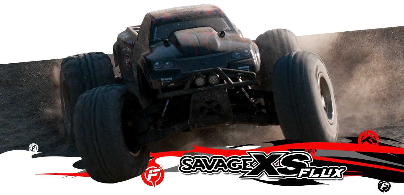 Automodel HPI SAVAGE XS FLUX