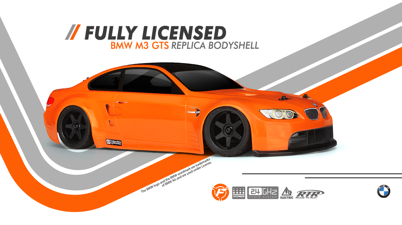 Hpi Sprint 2 Flux BMW GT3