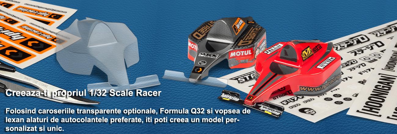 Automodel Q32 Formula 1 Hpi Racing cu telecomanda RC