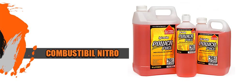 Combustibil nitro pentru modelism