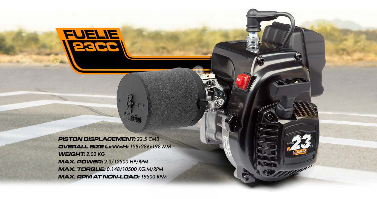 Automodel HPI BAJA 5R Onroad RC Fuelie 1/5