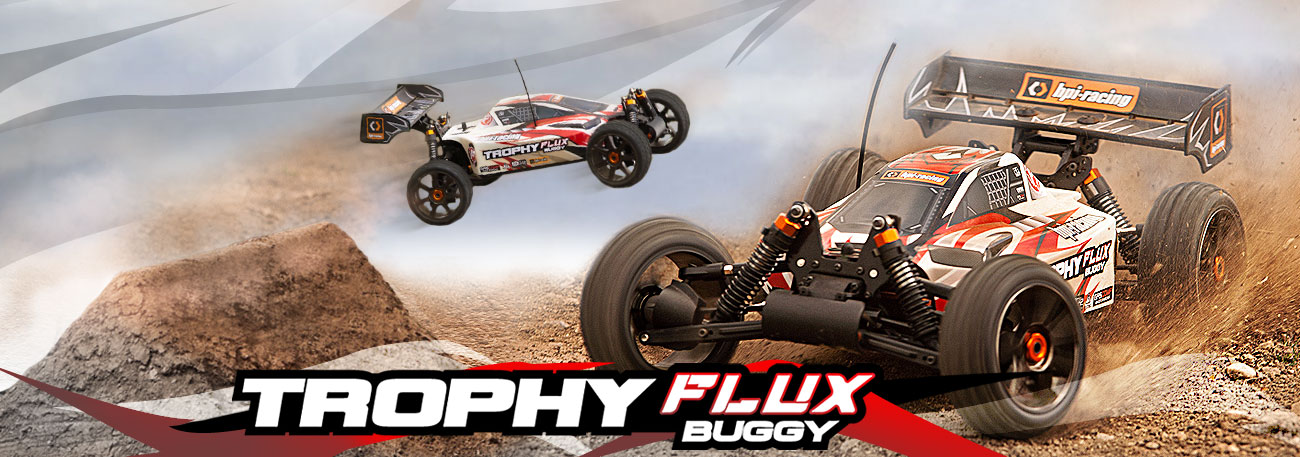 Automodel RC Hpi Trophy Buggy Brushless