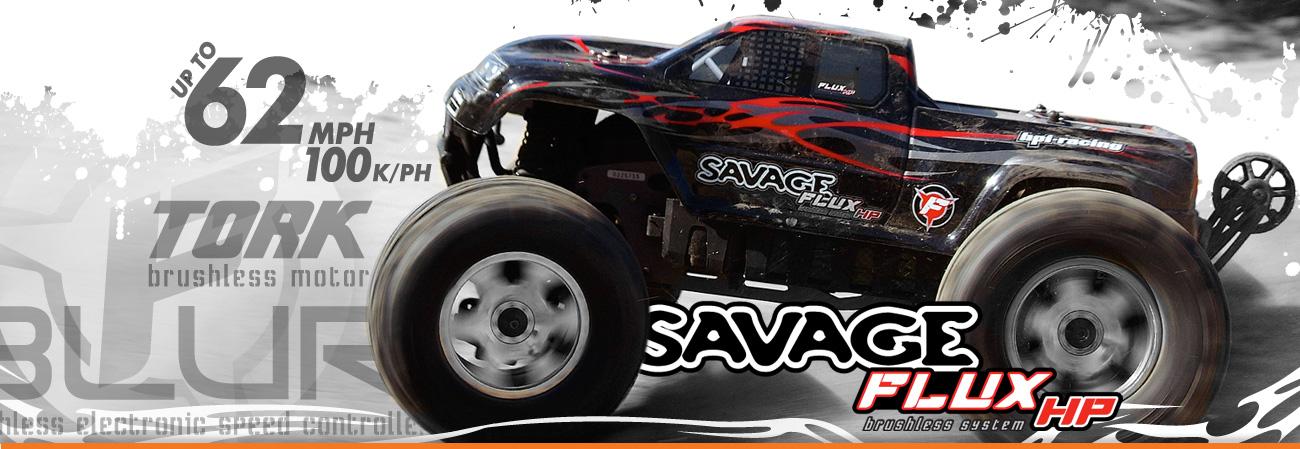 Automodel Hpi Savage Flux HP 2015