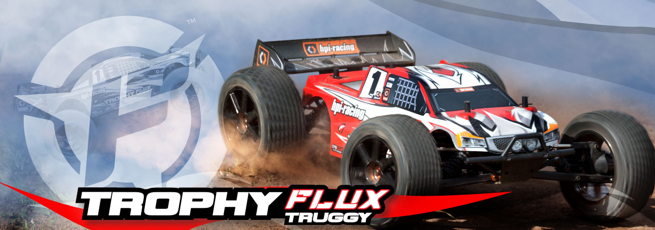 Automodel Hpi Trophy Truggy Flux Truggy Brushless