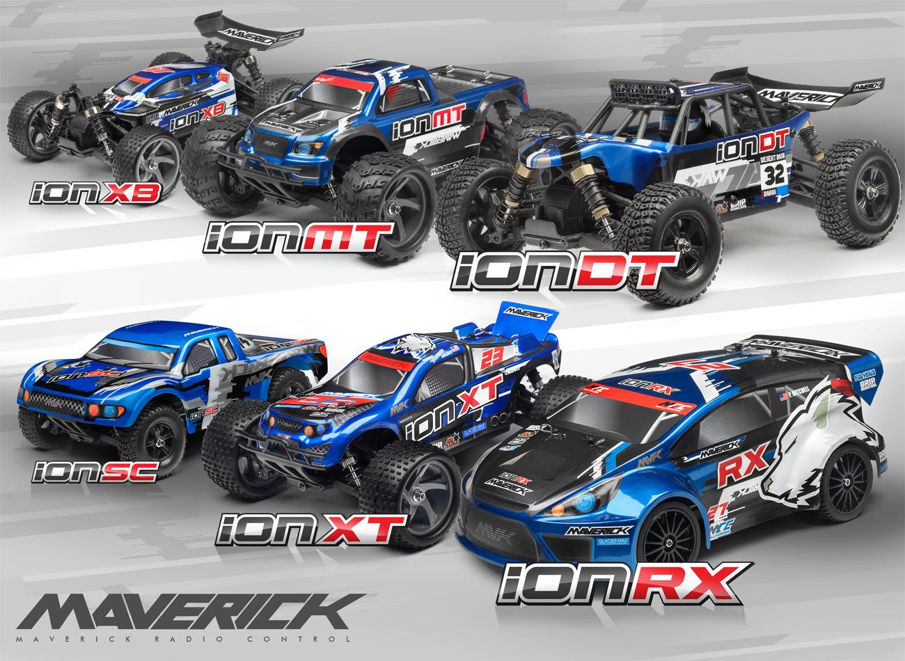 Lineup Maverick 2015
