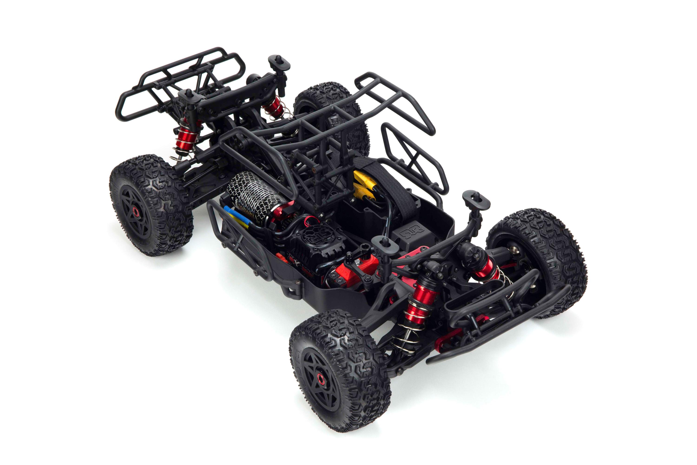 Automodel Arrma 1/10 Senton 6S BLX 4WD (Negru)