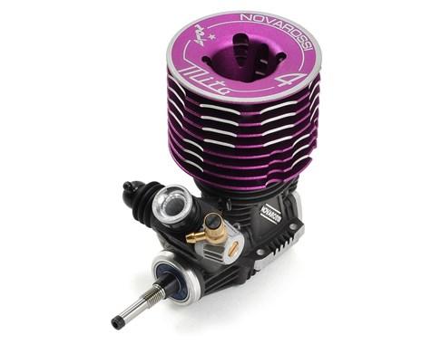 Motor Termic Novarossi Mito 4 Tuned .21 4-Port Off-Road (Turbo Plug/Ceramic)
