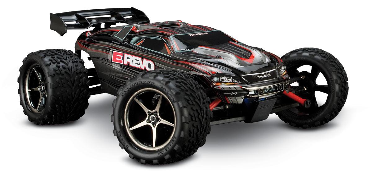 Automodel Traxxas E-Revo 1/16 VXL