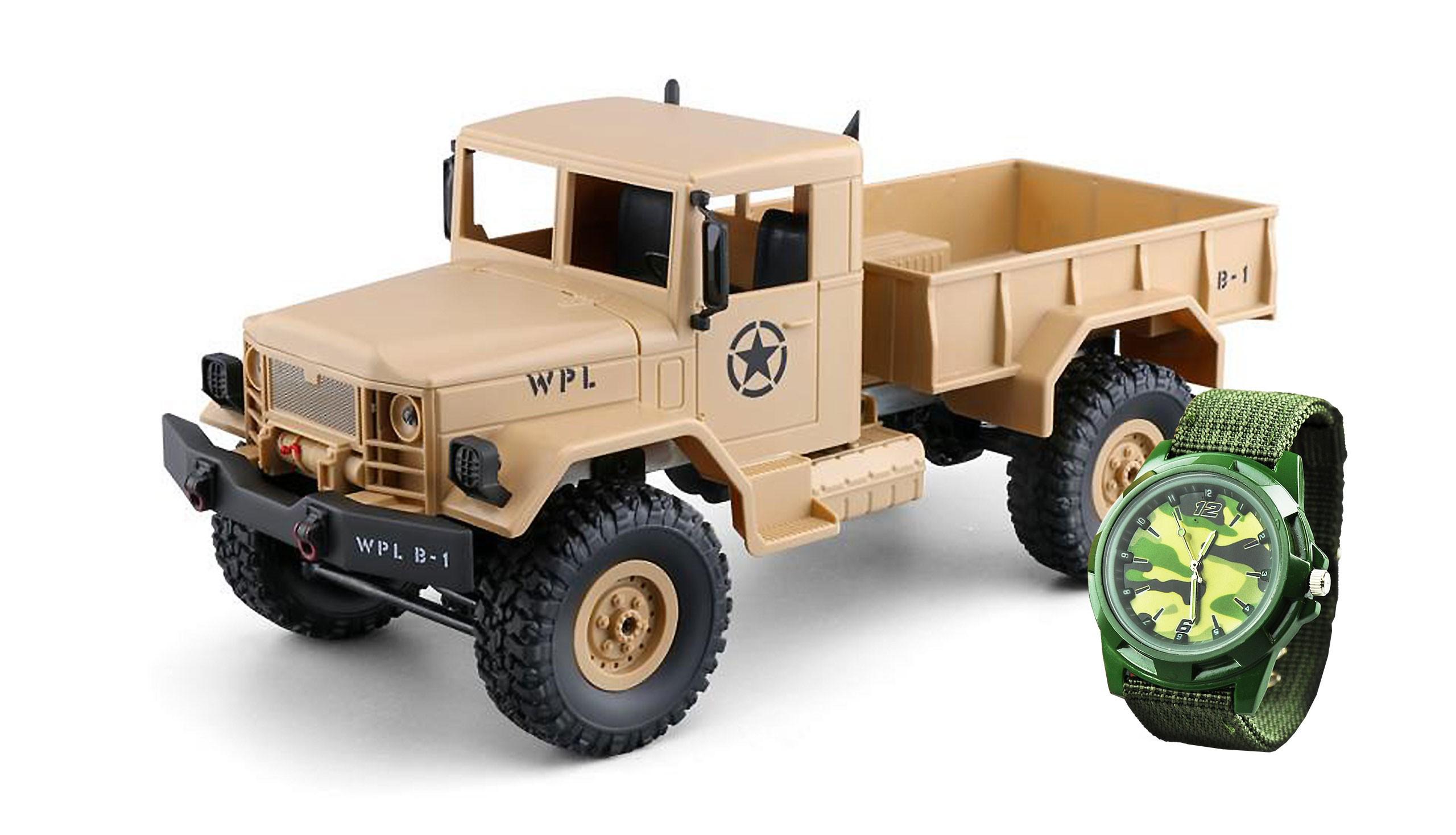 Camion Militar AMEWI 1/16